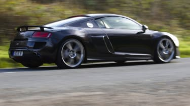 Audi R8-R supercharged