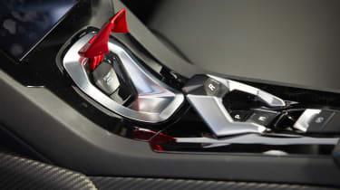 Lamborghini Huracan EVO - dash