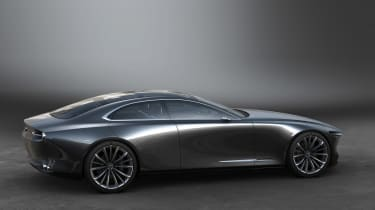 Mazda Vision Concept Coupe - pictures