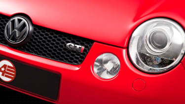 Volkswagen Lupo GTI – grille