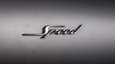 2021 Bentley Continental GT Speed - static badge