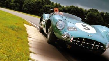 Aston Martin DBR1 front