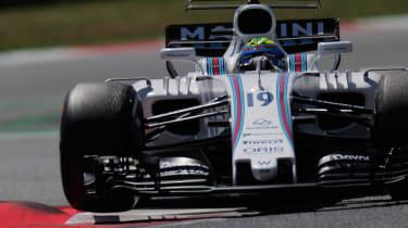 Spanish F1 - Williams
