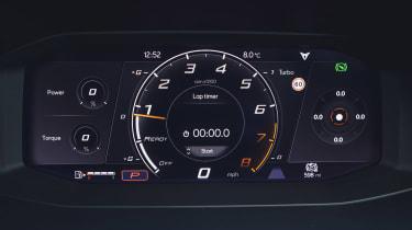 Cupra Formentor 300TSI VZ2 - dial pack