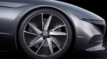 Hyundai Le Fil Rouge concept wheel