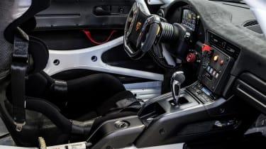 Porsche 911 GT2 RS Clubsport - interior