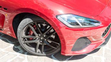 Maserati GranTurismo - front detail
