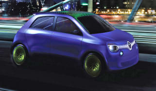 Renault Twin'Z concept front