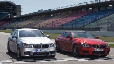 BMW M5 2013 update revealed