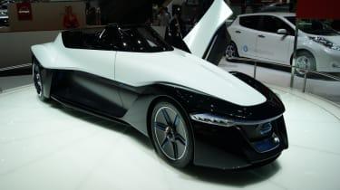 Nissan BladeGlider concept: Geneva 2014