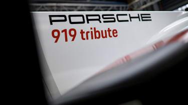 Porsche 919 tribute - logo