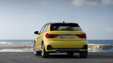 Audi A1 2018 revealed - rear