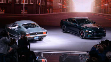 Ford Mustang Bullitt – new and original