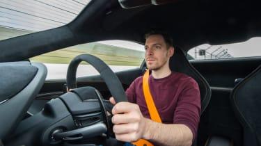 McLaren 570S Track Pack - Dan driving