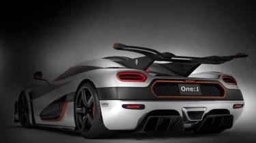Koenigsegg One:1 teasedKoenigsegg One:1 teased