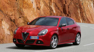 Alfa Romeo Giulietta QV review, prices and specs