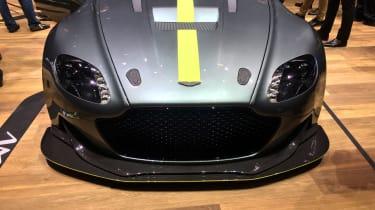 Aston Martin Vantage AMR - Splitter