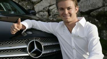 Nico Rosberg Mercedes-Benz Motorsport