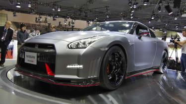 Nissan GT-R Nismo Tokyo
