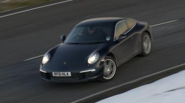 2012 Porsche 911 Carrera 3.4 driven