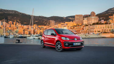 Volkswagen Up GTI 2018 static