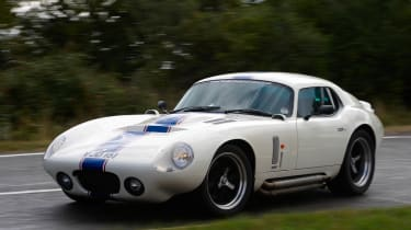 Superformance Shelby Daytona Cobra Coupe MKII review