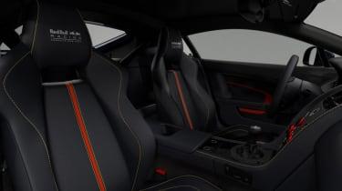 Aston Martin Vantage Red Bull Racing - interior