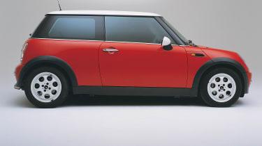 Mini Cooper R50 - side