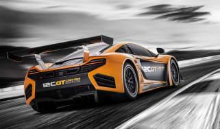 McLaren 12C Can-Am confirmed