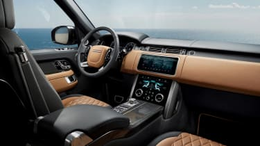 Range Rover SV Autobiography Ultimate – cabin