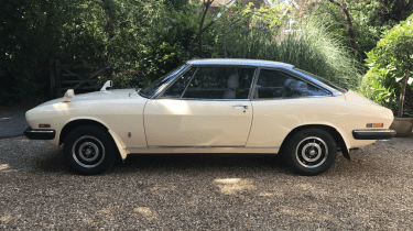 1978 Isuzu 117 Coupe