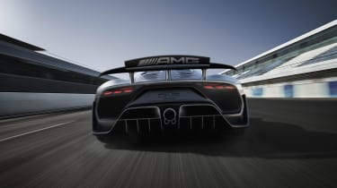 Mercedes-AMG Project One - rear