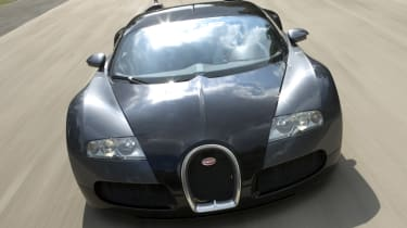 True cost of the Veyron revealed