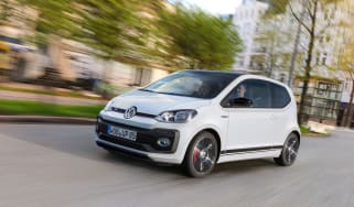 Volkswagen Up GTI - front 2