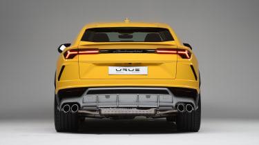 Lamborghini Urus – rear