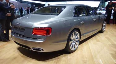 2013 Bentley Flying Spur Geneva motor show