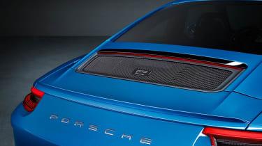 Porsche 911 GT3 Touring - Deck lid