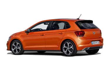 2017 Volkswagen Polo - rear