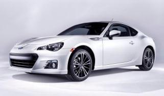 Subaru BRZ rear-drive coupe