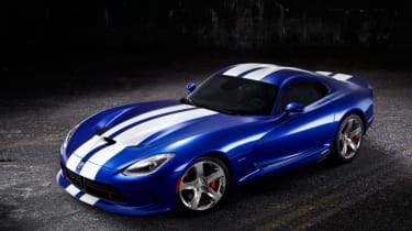 SRT Viper GTS launch edition to be unveiled in Monterey