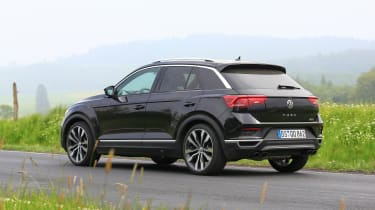 VW T-Roc R – rear