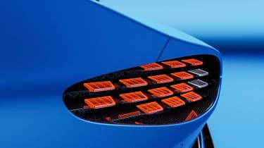 Alpine A110 GTA concept – light