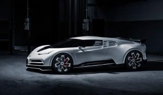 Bugatti Centodieci front