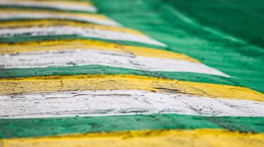 Brazilian kerb