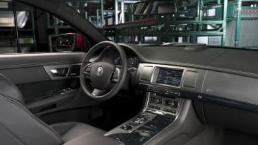 New Jaguar XF and Jaguar XK news and pictures
