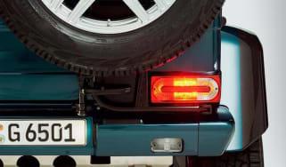 Mercedes-AMG G65 cab teaser