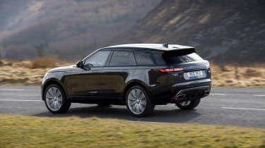 2021 Land Rover Range Rover Velar – rear quarter