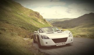 Vauxhall VX220 Lake District