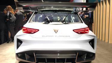 Cupra e-Racer - rear