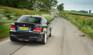 MMR BMW 1M Coupe - rear